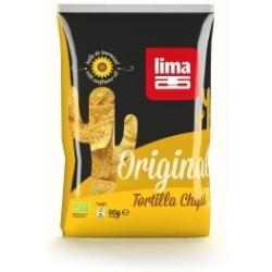 Lima Tortilla Chips Original Bio (90g)