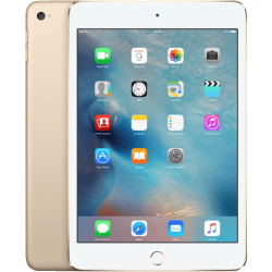 Apple iPad mini 4 7 9 128GB wifi goud