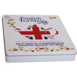 English Tea Shop Jubilee Collection Biologisch 72st