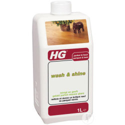 Hg Parket Wash Shine Glansreiniger 53 (1000ml)