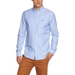 SELECTED Slhcollect Regular Fit Oxford Overhemd Heren Blauw