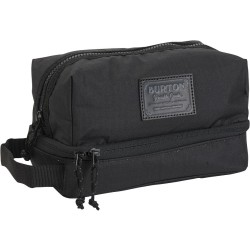 Burton Low Maintenance Kit Toilettas Triple Ripstop Black