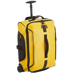 Samsonite Paradiver Light Duffle Wheels 55 Strict Cabin Yellow