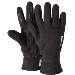 Barts Fleece Gloves Kids Unisex Handschoenen Black Maat 4 (circa 6 8 jaar)