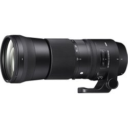 Sigma 150 600mm f 5.0 6.3 DG OS HSM Contemporary Canon EF mount objectief