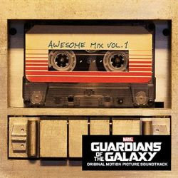 Guardians Of The Galaxy Awesome Mix Vol. 1 CD
