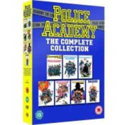 Police Academy Collection (Import)