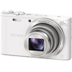 Sony compact camera DSC WX350 (Wit)