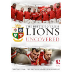 British and Irish Lions 2017 Lions Uncovered