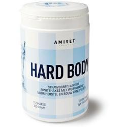 Amiset Hard Body Aardbei (300g)