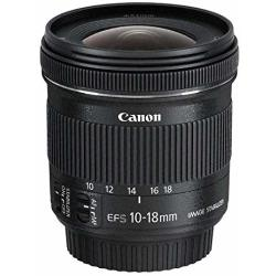 Canon EF S 10 18mm f 4.5 5.6 IS STM objectief