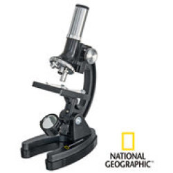 National Geographic Microscoop 300x 1200x
