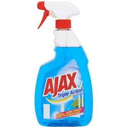 Ajax Spray Triple Action Glasreiniger 750 ml