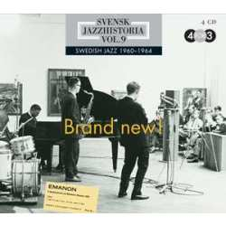 Swedish Jazz History Vol. 9 Brand N