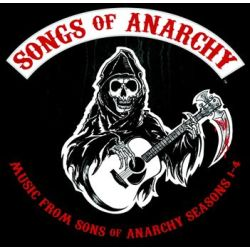 Songs of Anarchy Music from Sons of Anarchy Seasons 1 4