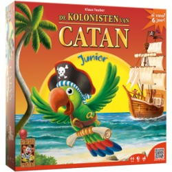 Kolonisten van Catan Junior Kinderspel