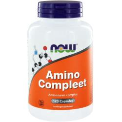 NOW Amino Compleet Capsules 120st