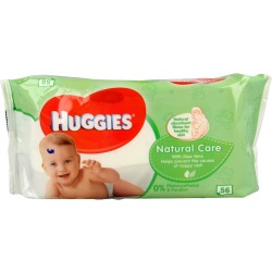 Huggies Wipes Naturalcare (56st)