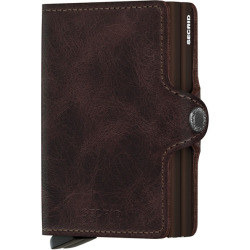 Secrid Twin Wallet Portemonnee Vintage Chocolate