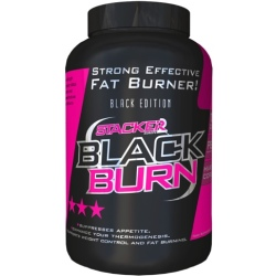 Black Burn Stacker 120 capsules