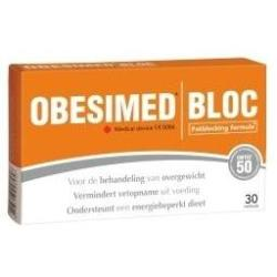 Obesimed Bloc Afslank Supplement 30 Capsules