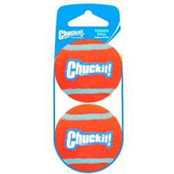 Chuckit Tennis Ball Medium 2 stuks