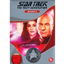Star trek the next generation Seizoen 2 (DVD)