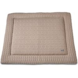 Baby's Only Boxkleed Cable beige 75x95