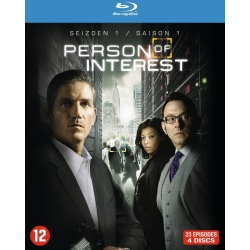 Person of Interest Seizoen 1 Blu ray