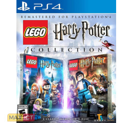 LEGO Harry Potter Jaren 1 7 Collectie (PlayStation 4)