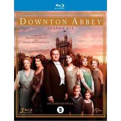 Downton Abbey Seizoen 6 (Blu ray)
