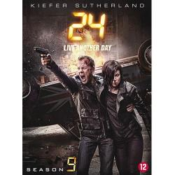 24 Seizoen 9 live another day (DVD)