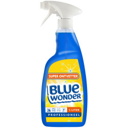 Blue Wonder Professionele Superontvetter Spray 1000 ml