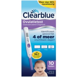 Clearblue Advance Ovulatietest (10st)