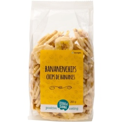 Bananenchips 200gr
