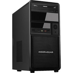 COMPUGEAR Premium PC8700 16SH Core i7 16GB RAM 240GB SSD 1TB HDD Desktop PC