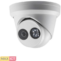 Hikvision Digital Technology DS 2CD2343G0 I IP security camera Buiten Dome Wit