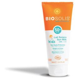 Biosolis Milk Kids Spf50 Face And Body (100ml)