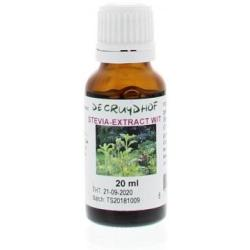 Cruydhof Stevia Extract Wit (20ml)