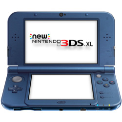 NEW Nintendo 3DS XL Blauw