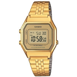 Casio Collection LA680WEGA 9ER Retro Horloge