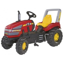Traptractor Rolly Toys X Trac Rood