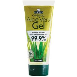 Optima Aloe Pura Aloe Vera Gel Organic Original (200ml)