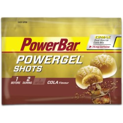 PowerBar Powergel Shots Cola 60g