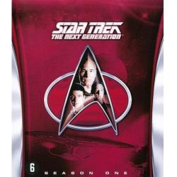 Star trek next generation Seizoen 1 (Blu ray)