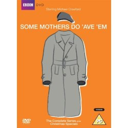 Some Mothers Do Ave Em Complete Collectie inclusief Kerstspecials (Import)