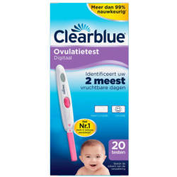 Clearblue Ovulation Digistick 20st