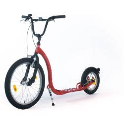 Hondenstep Freeride Red