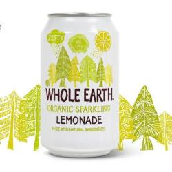 Whole Earth Lemonade 330ml