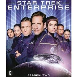 Star trek enterprise Seizoen 2 (Blu ray)